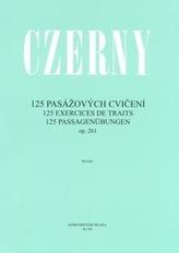 125 pasážových cvičení op. 261