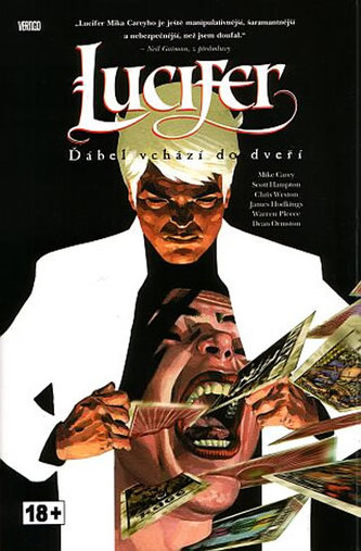 Lucifer 1 - Ďábel vchází do dveří - Carey Mike