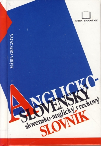 Anglicko-slovenský,slovensko-anglický vreckový slovník