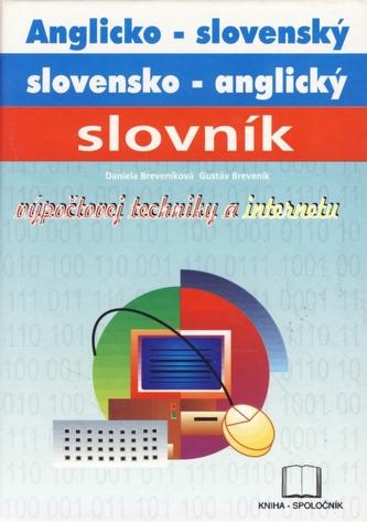 Anglicko slovenský,slovensko-anglický slovník výpoč.tech.a i