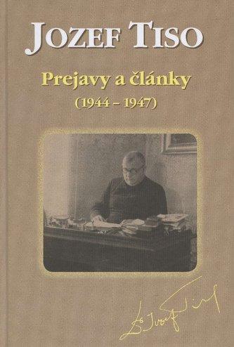 Jozef Tiso - prejavy a články 1944-1947