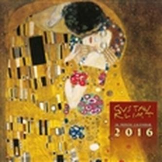 Nástěnný kalendář - Gustav Klimt - Women 2016