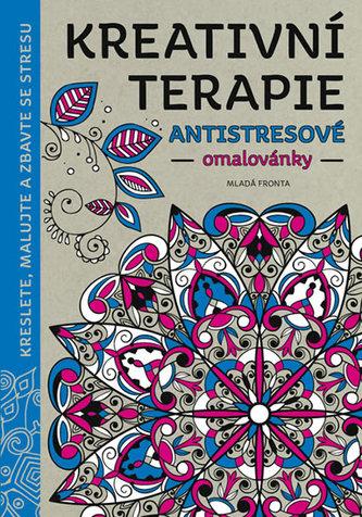 Kreativní terapie - antistresové omalovánky