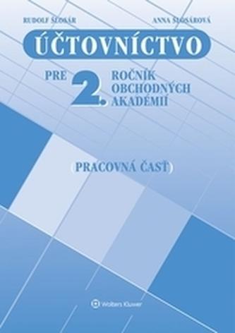 Účtovníctvo pre 2. ročník OA - pracovná časť, 14. prepracované vydanie