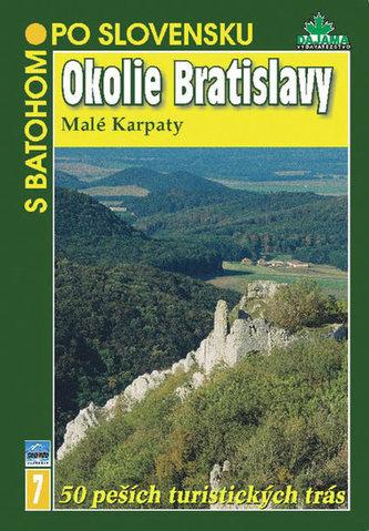Okolie Bratislavy - S batohom po Slovensku