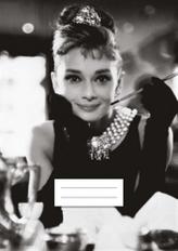 Sešit - Audrey Hepburn