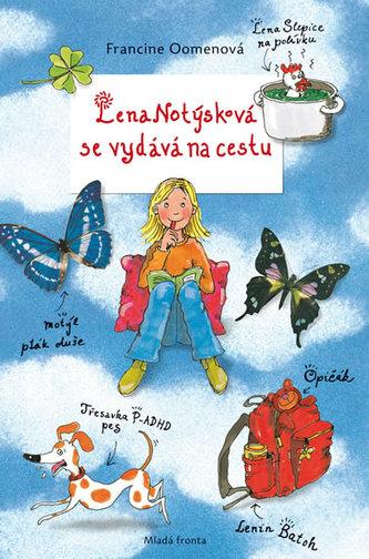Lena Notýsková se vydává na cestu
