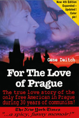 For The Love of Prague