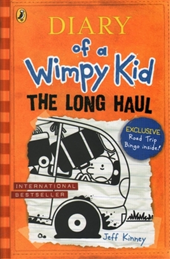 Diary of Wimpy Kid 9 - The Long Haul - Kinney Jeff