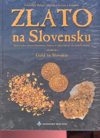 Zlato na Slovensku