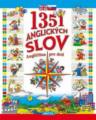 1351 anglických slov