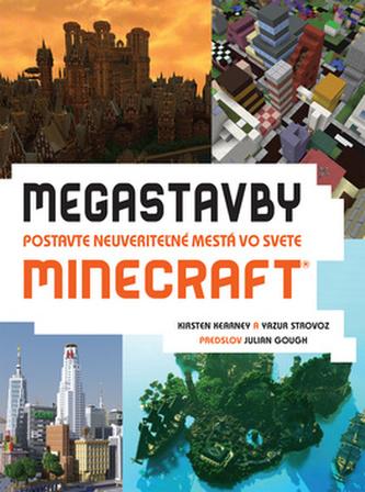Megastavby Postavte neuveriteľné mestá vo svete Minecraft