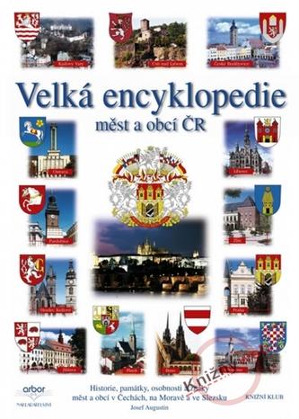 Velká encyklopedie měst a obcí ČR