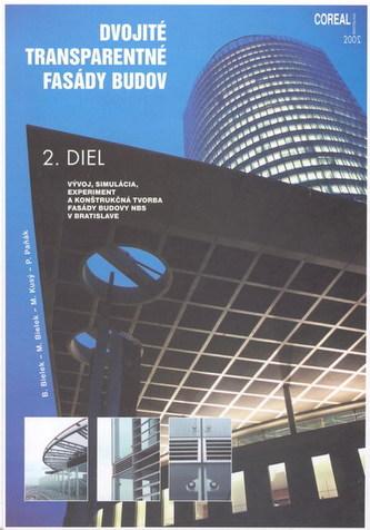 Dvojité transparentné fasády budov 2.diel
