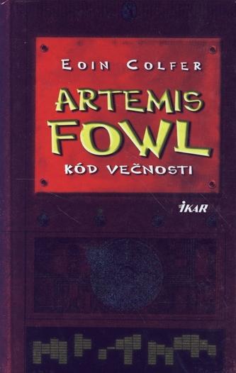 Artemis Fowl - Kód večnosti