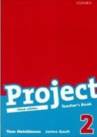 Project the Third Edition 2 Teacher´s Book - Tom Hutchinson