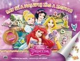 Princezny - Samolepkové album