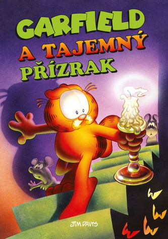 Garfield a tajemný přízrak - Jim Kraft