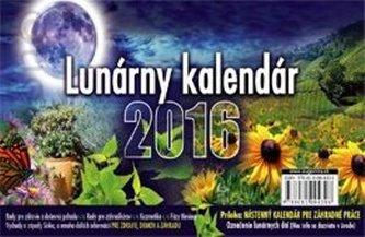 Lunárny kalendár 2016