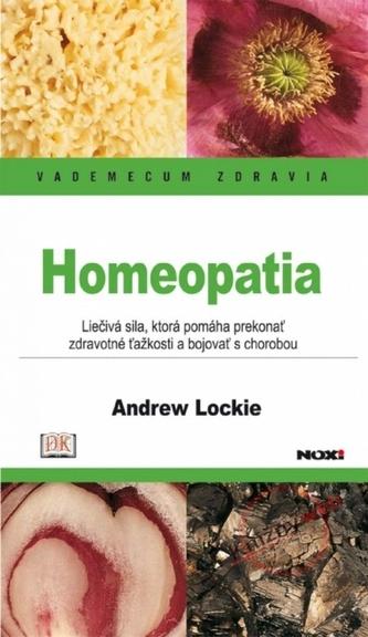Homeopatia - Vademecum zdravia
