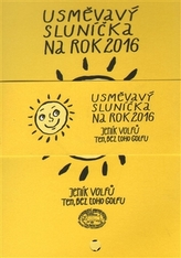 Usměvavý sluníčka na rok 2016