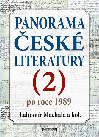 Panorama české literatury 2 (po roce 1989)