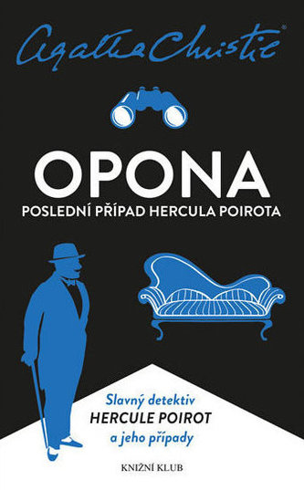 Poirot: Opona: Poslední případ Hercula Poirota - Agatha Christie