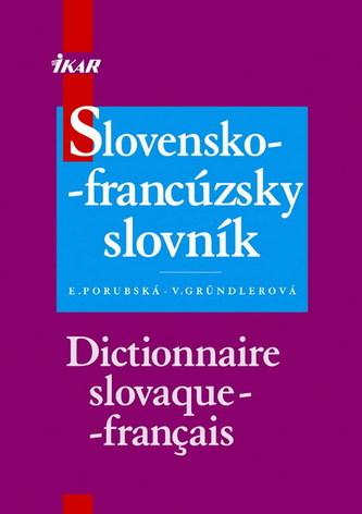 Slovensko-francúzsky slovník