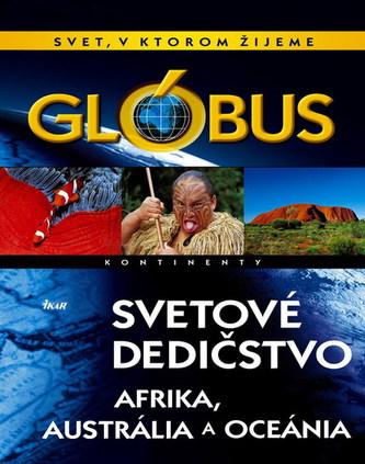 Glóbus-SD-Afrika, Austrália a Oceánia
