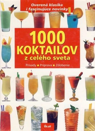 1000 koktailov z celého sveta