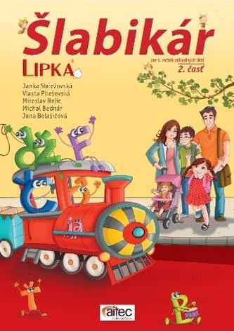 Šlabikár LIPKA 2. časť