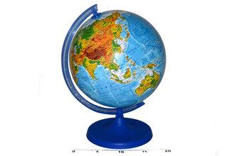 Globus zeměpisný 0218 - 220 mm