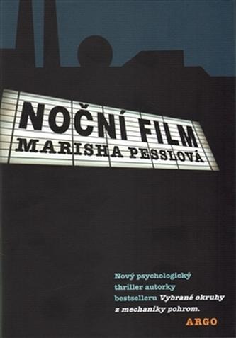 Noční film - Marisha Pessl