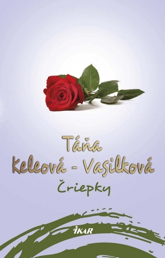 Čriepky, 2. vydanie - Táňa Keleová-Vasilková