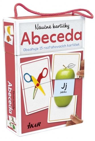 Náučné kartičky – Abeceda - Linda Perina