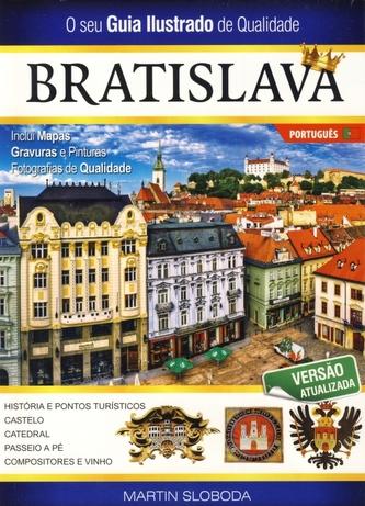 Bratislava obrázkový sprievodca v portugalčine