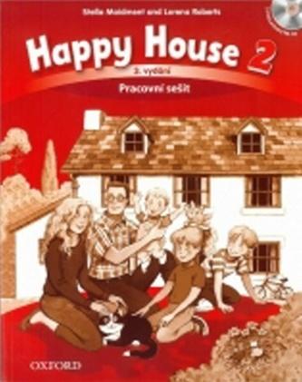 Happy House 3rd Edition 2 Pracovní sešit s poslechovým CD - Stella Maidment; L. Roberts