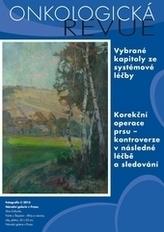Onkologická revue - vybrané kapitoly ze systémové léčby