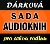 Dárková sada audioknih