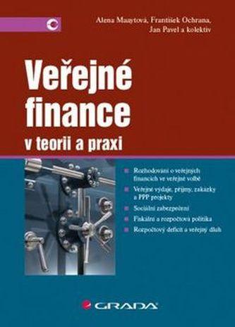 Veřejné finance - Alena Maaytová