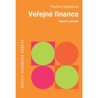 Veřejné finance - teorie a praxe - Hejduková, Pavlína