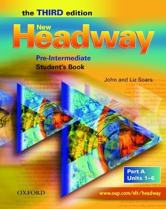 New Headway Pre-Intermediate - Student's Book A