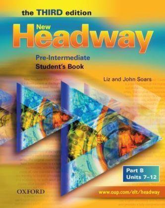 New Headway Pre-Intermediate - Student's Book B