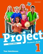 Project Level 1: Student's Book