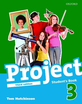 Project Level 3: Student's Book - Tom Hutchinson