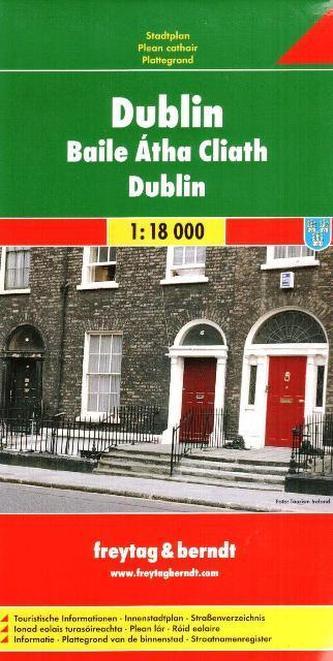Dublin 1:18 000
