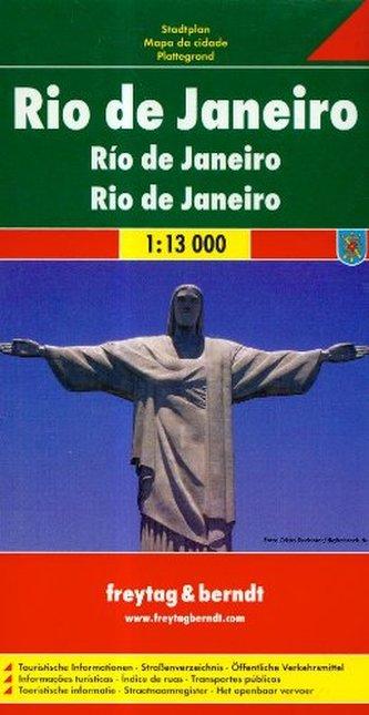 Rio de Janeiro 1:13 000