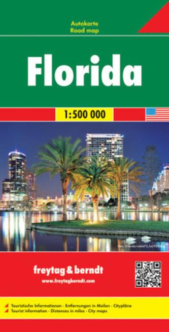 Freytag & Berndt Autokarte Florida