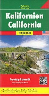 Kalifornien 1:600 000