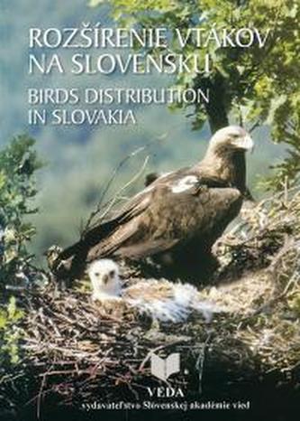 Rozšírenie vtákov na Slovensku / Birds distribution in Slovakia.